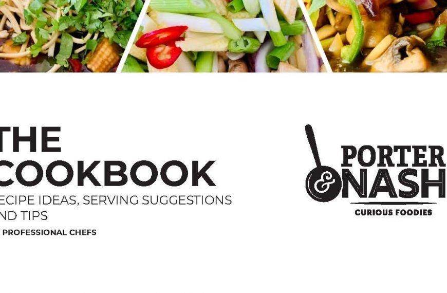 Porter & Nash Cookbook